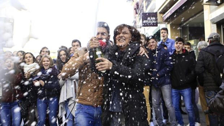 Loteria de navidad premios tragamonedas por dinero real León-948927