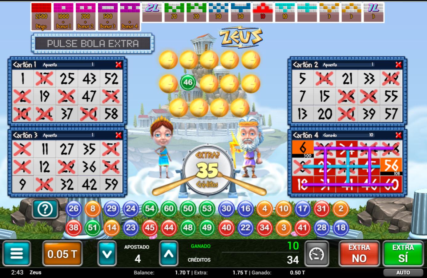 Luckia apuesta online casino Amadora opiniones-321849