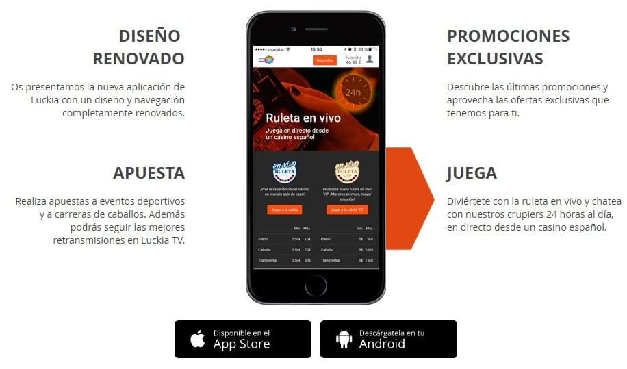 Luckia apuesta online casino Amadora opiniones-685461