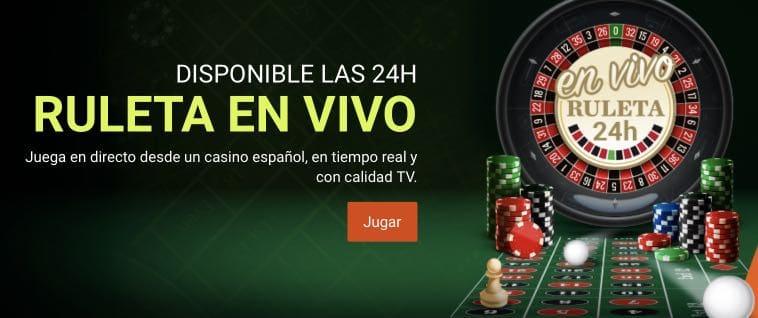Luckia online casino USA opiniones-345642