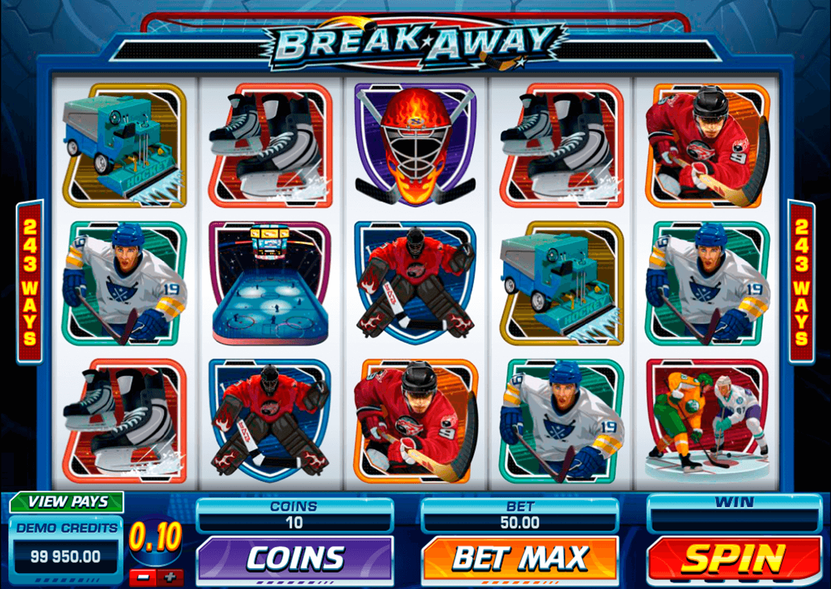Luckia registrarse jugar Break Away tragamonedas-973204