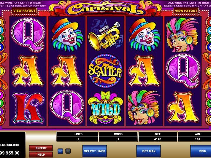 Maquinas tragamonedas nombres carnaval casino-949478