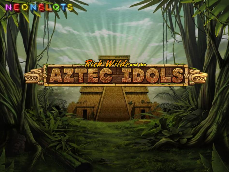 Maquinas tragamonedas nombres gratis Aztec Idols-298301