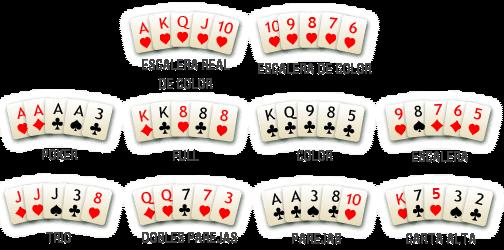 Mejores casino Curaçao tipos de poker-271498