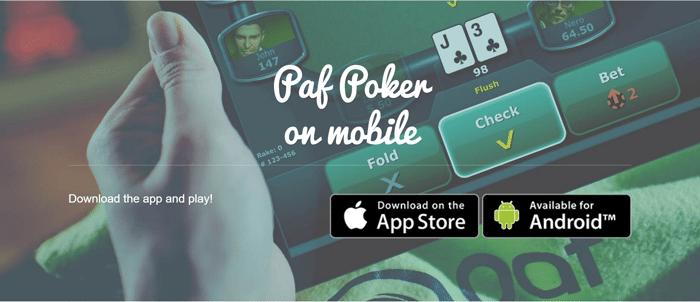 Móvil del casino online Paf royal-140864