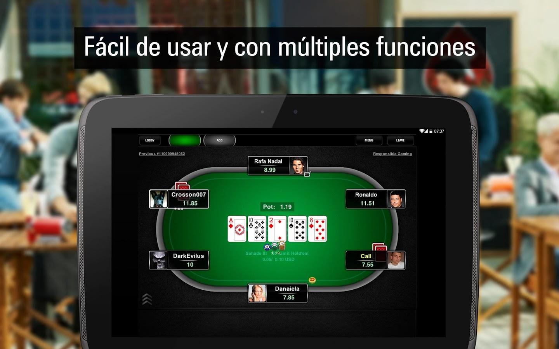 Noticias pokerstars descargar juegos de casino android-281586