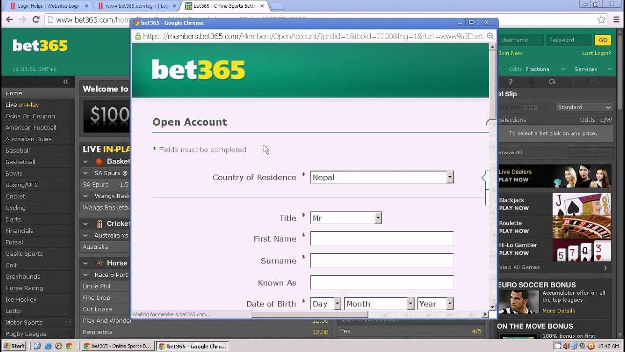 Online SkillOnNet bet365 noticias-718865