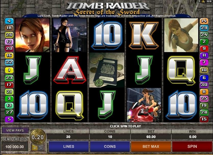 Opiniones de la tragaperra Lara Croft grandes premios en tragamonedas-313437