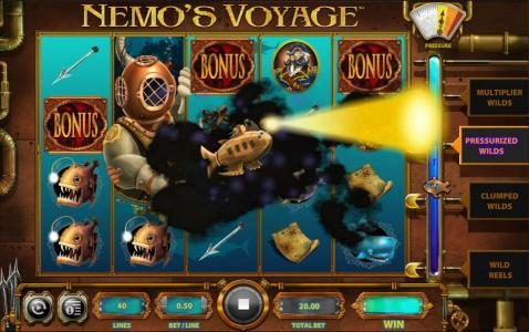 Opiniones tragaperra Nemos Voyage tiradas gratis slots-640510