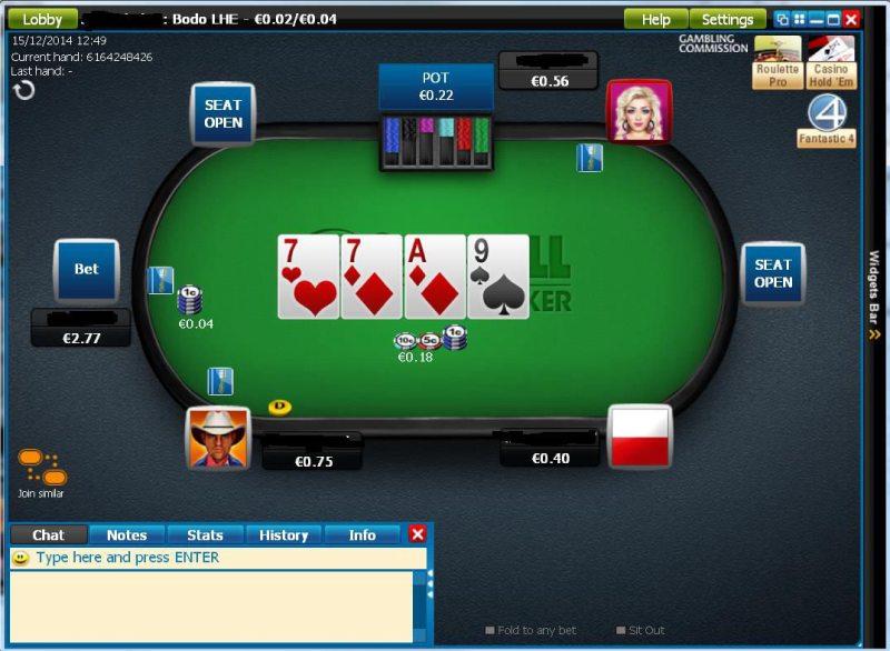 PalaceofChance com mejores salas de poker online 2019-684263