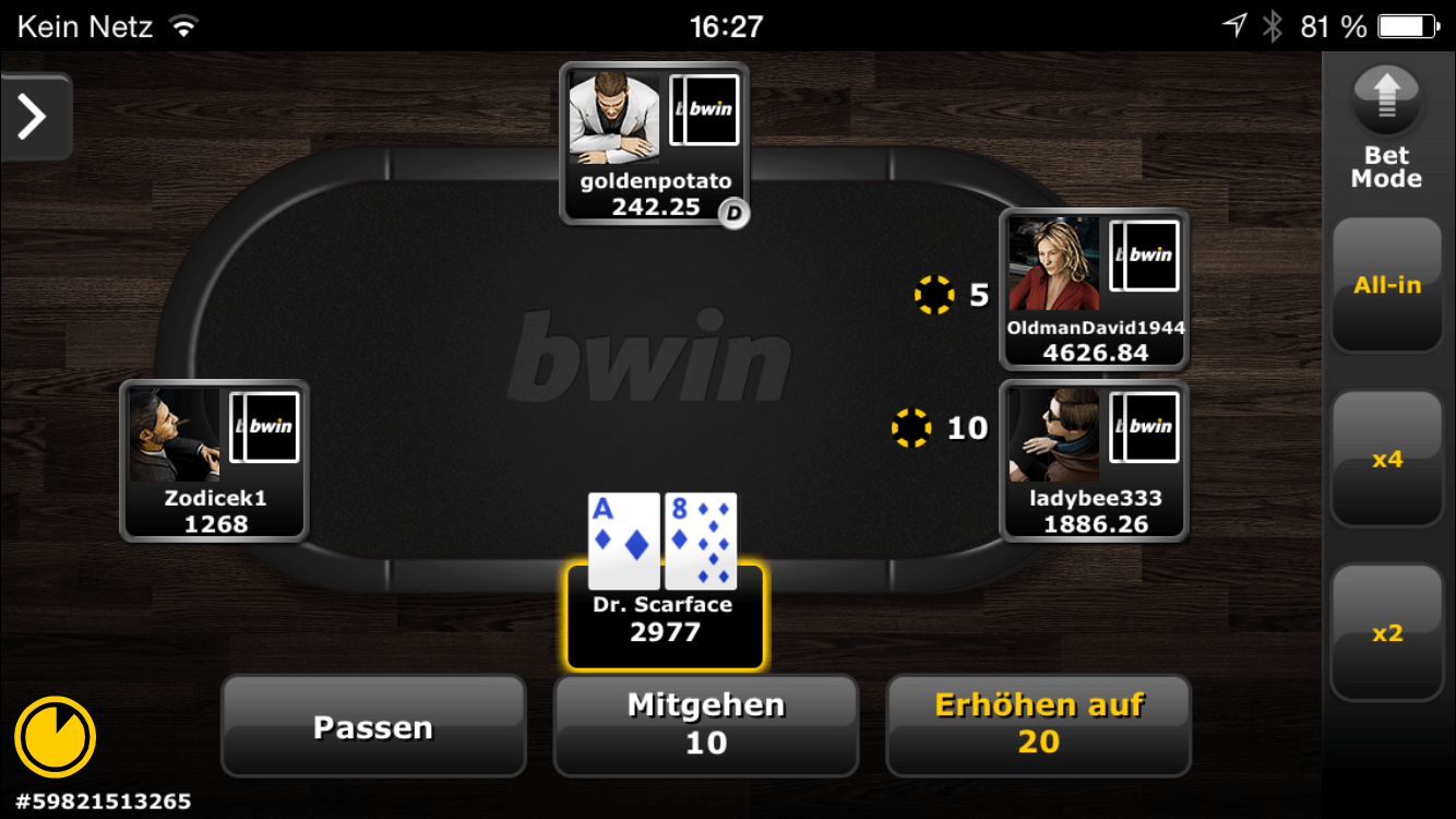 Party poker android 888 Ecuador-434352