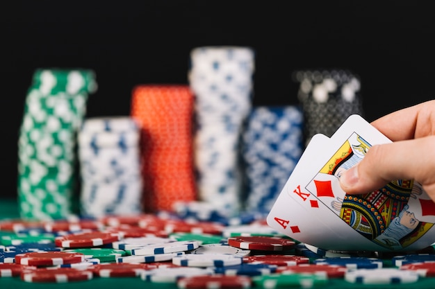 Poker manos suerte en Drift casino-168789
