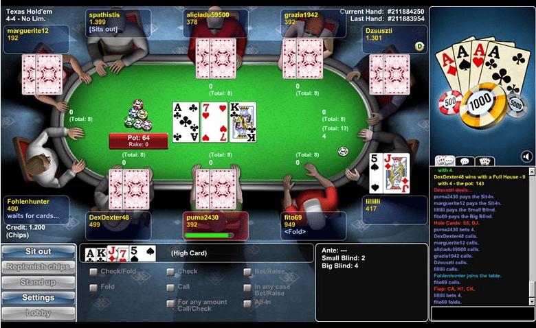 Poker texas online los mejores casino Uruguay-387355