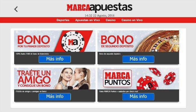 Promociones semanales casinos deportivos-756925