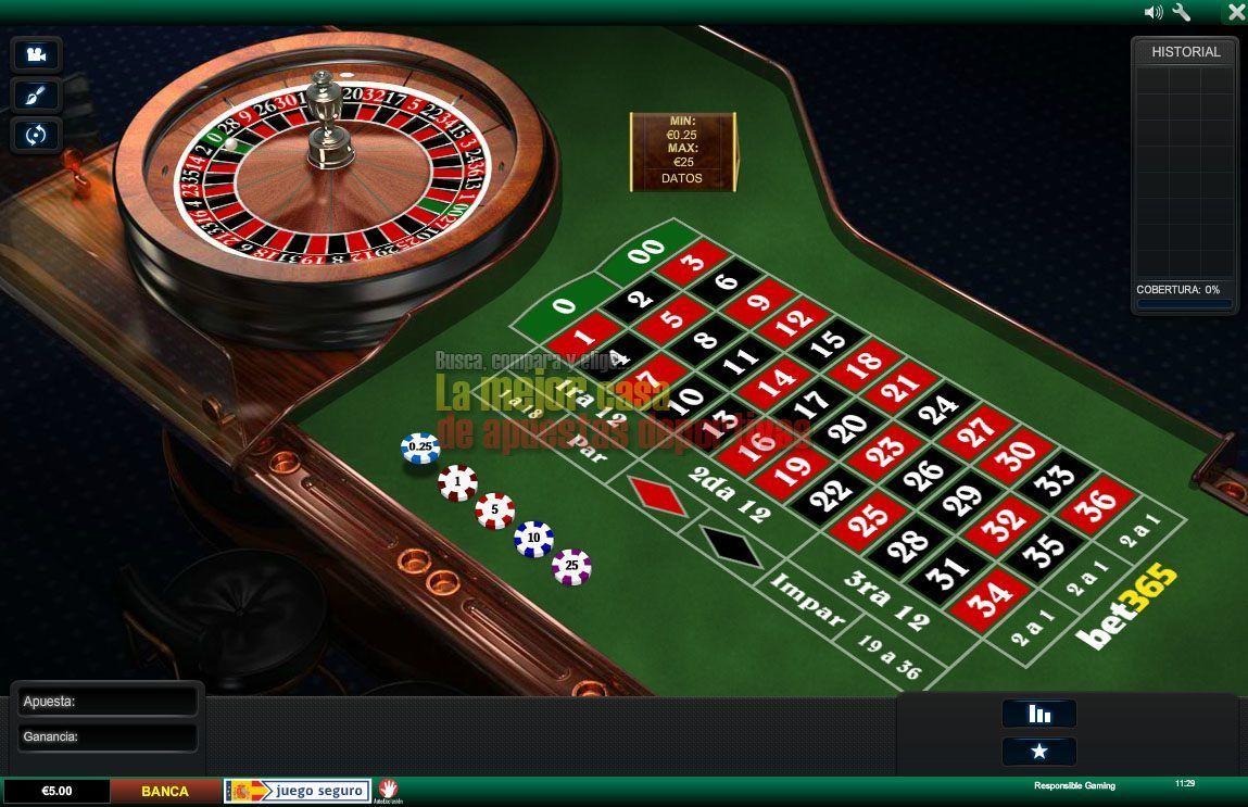 Ruleta Americana bonos jugar al blackjack en español-567980