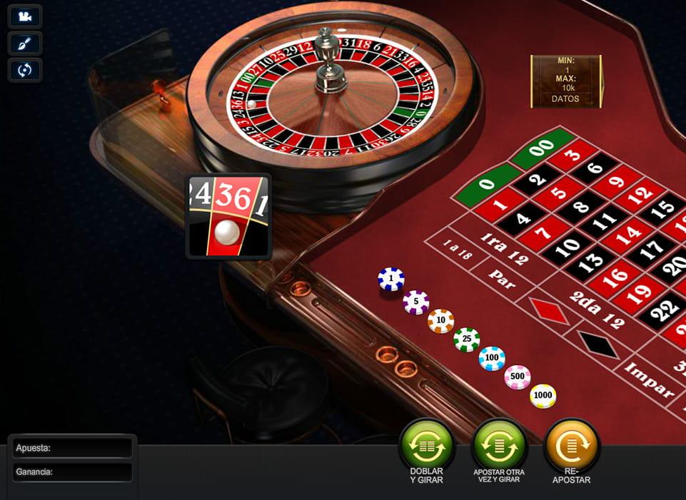 Ruleta americana online gratis mejores casino Coimbra-311681