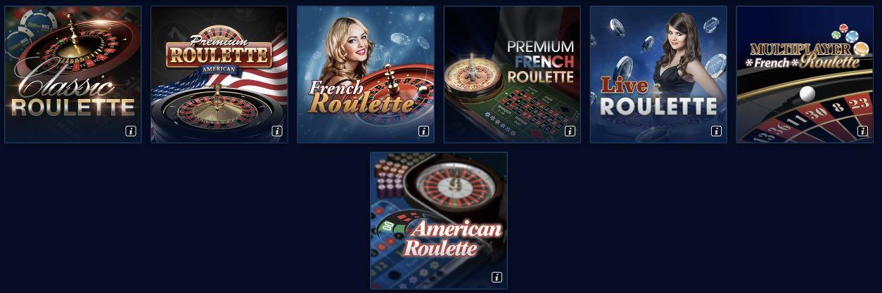 Ruleta de premios celulares casino William Hill-923589