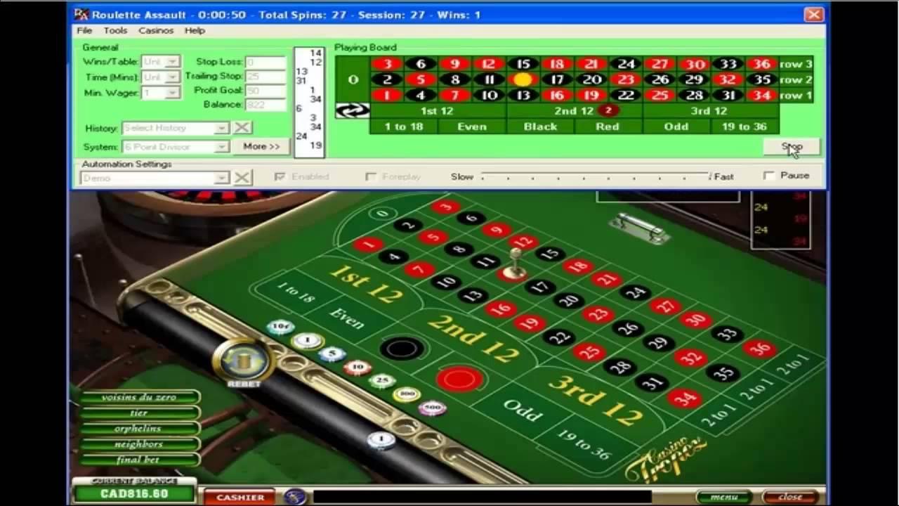 Ruleta electronica pagos seguros del casino-955581