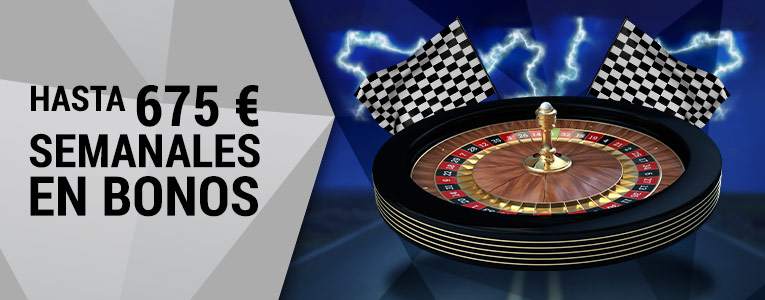 Ruleta gratis con premios en bonos-203671