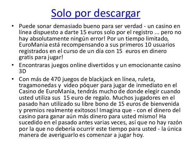 Ruleta online sin deposito mOVIDO 10 eur no deposit-952356