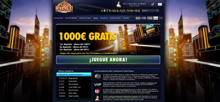 Spin palace opiniones bono sin deposito casino Bolivia-455791