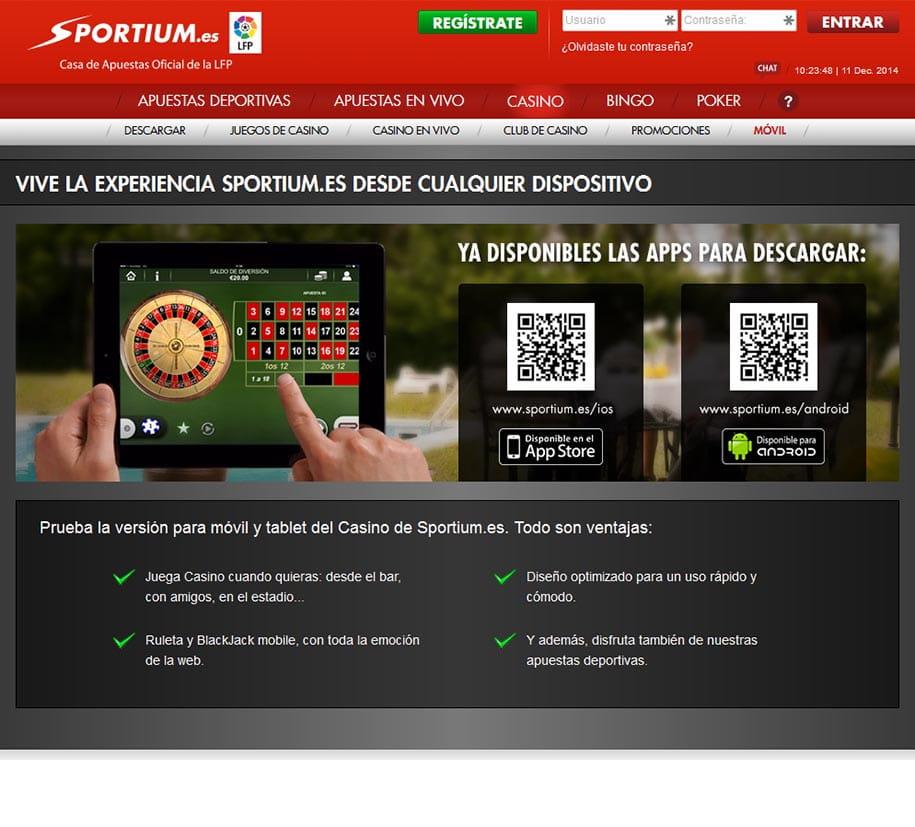 Sportium casino better Juegos-778169