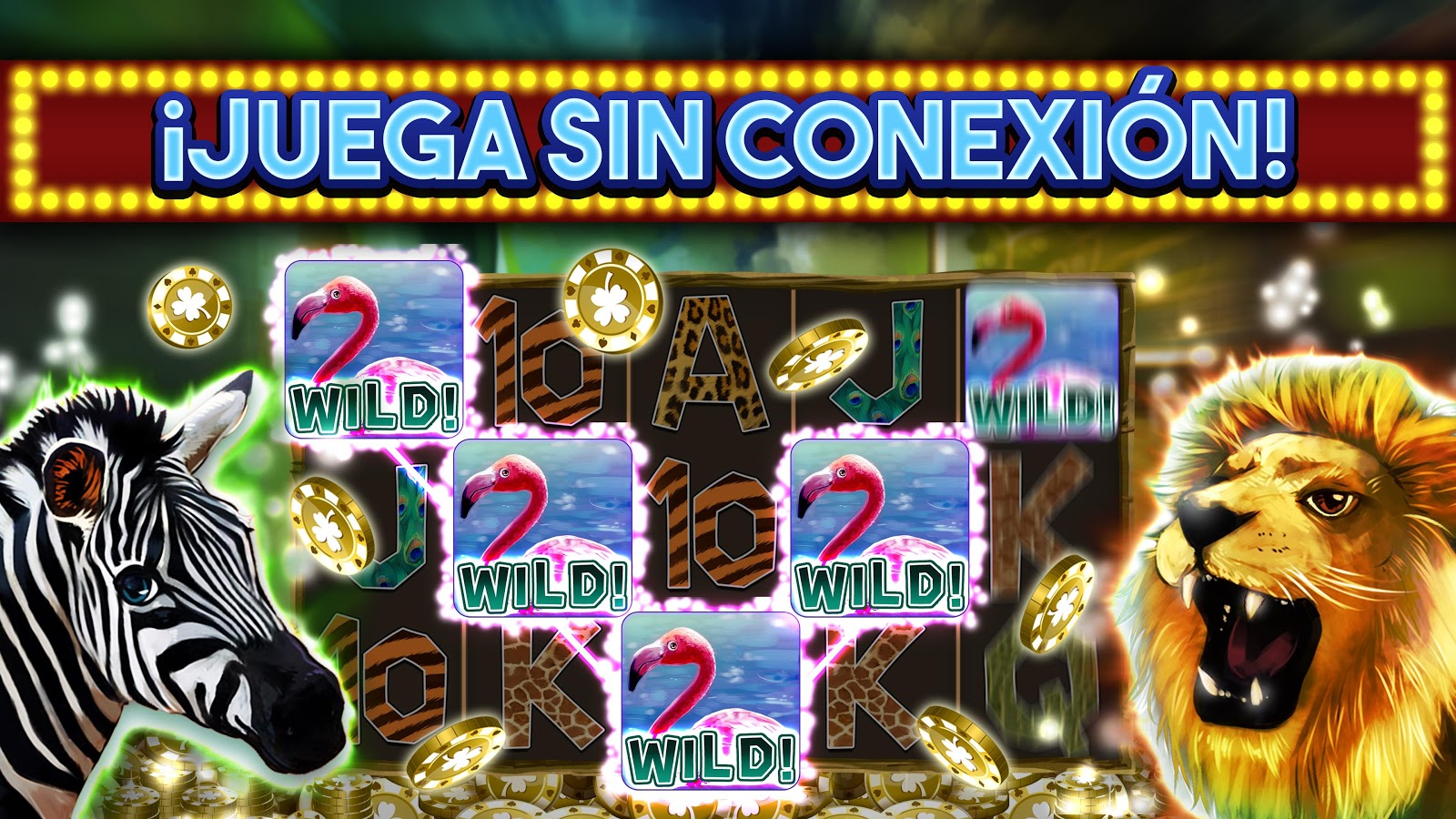 Juegos De Casino Gratis Tragamonedas En Español