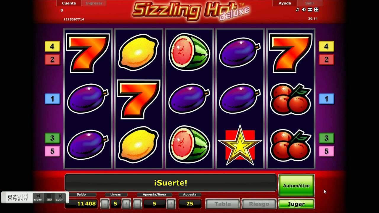 Tragamonedas en linea gratis sizzling jugar con maquinas Argentina-363358