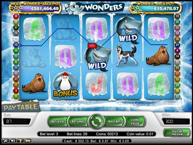 Tragamonedas gratis Icy Wonders cleopatra online-980416