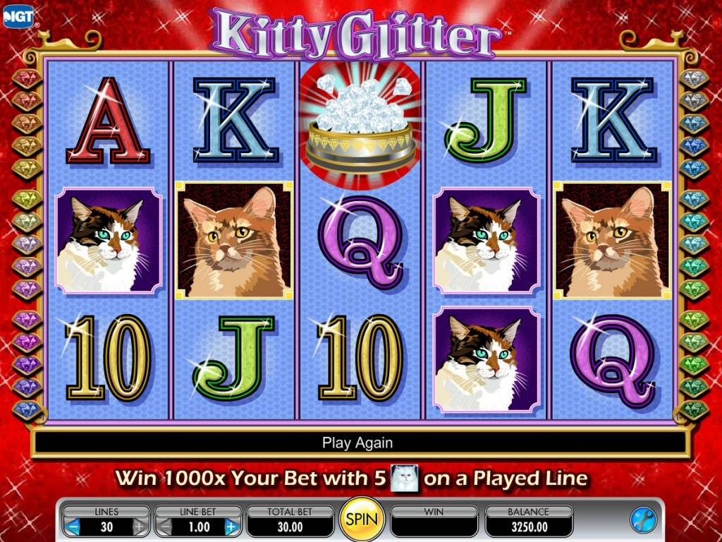 Tragamonedas gratis kitty glitter bono Bienvenida de Goldenpark-803617