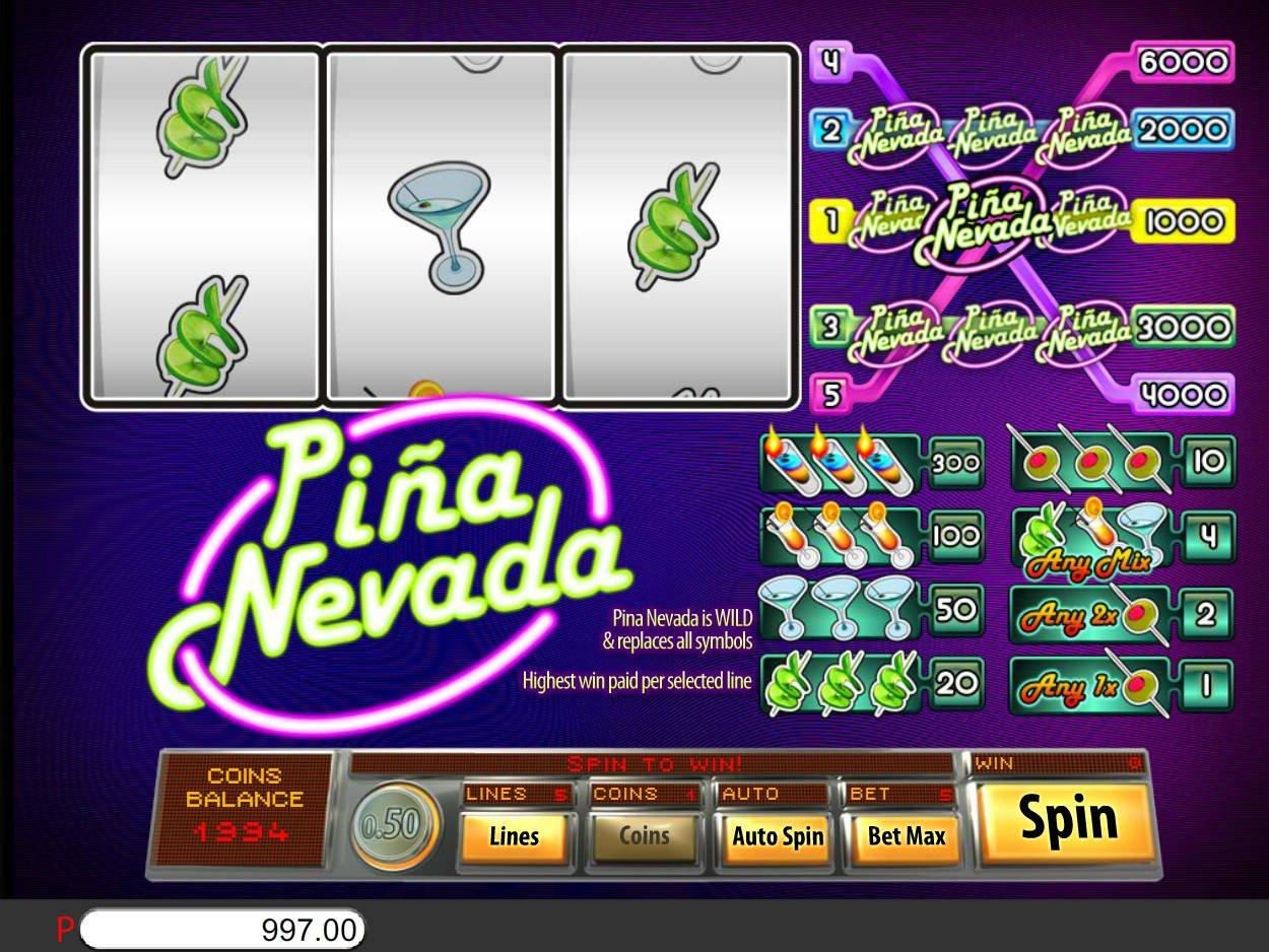 Tragamonedas gratis Pina Nevada zeus 3 jugar-582632