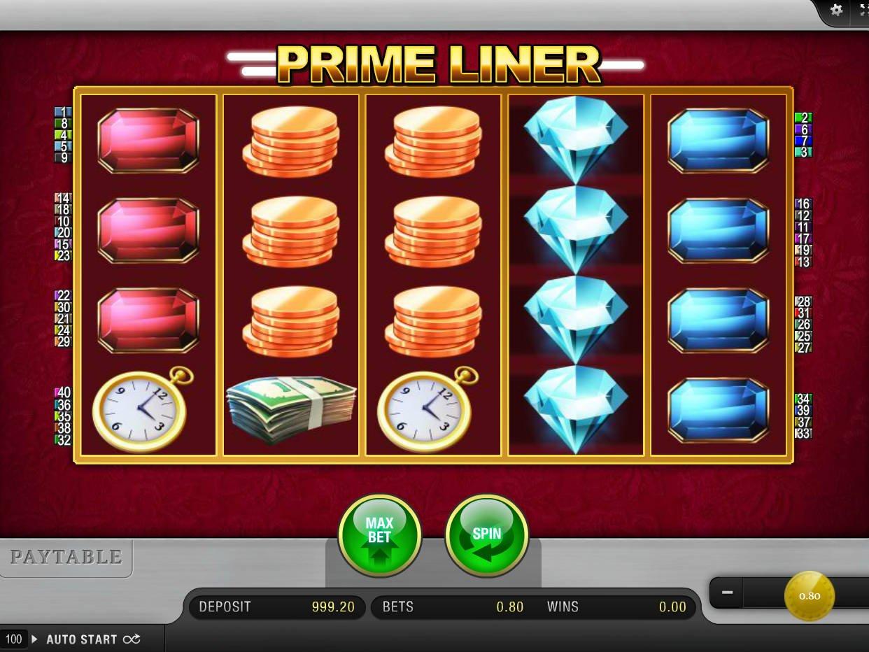 Tragamonedas gratis Prime Liner jugar casino net-181336