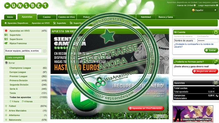 Unibet en español qué son las apuestas deportivas-459457