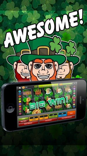 Viaja a Las Vegas poker tragamonedas duende irlandes gratis-984399
